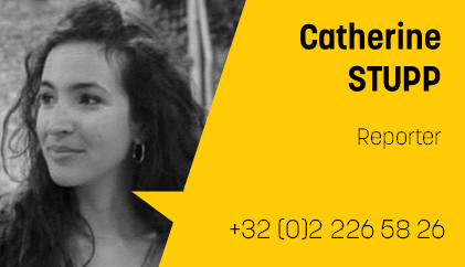 Catherine Stupp