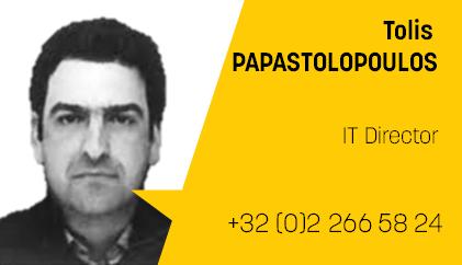 Tolis Papastolopoulos
