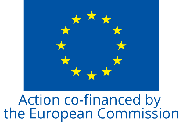 Action co-financed by the European Commission
