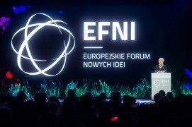 VII Edycja EFNI: Europejskiego Forum Nowych Idei w Sopocie